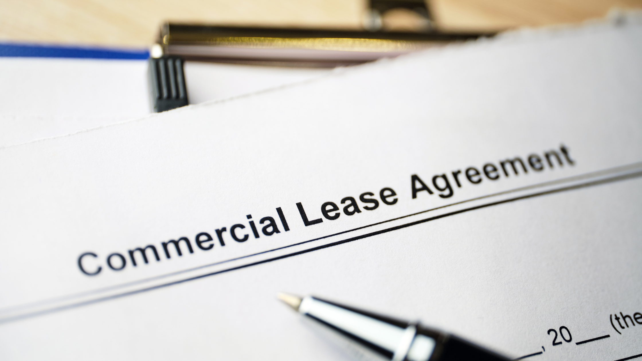 Commercial Leasing Guide